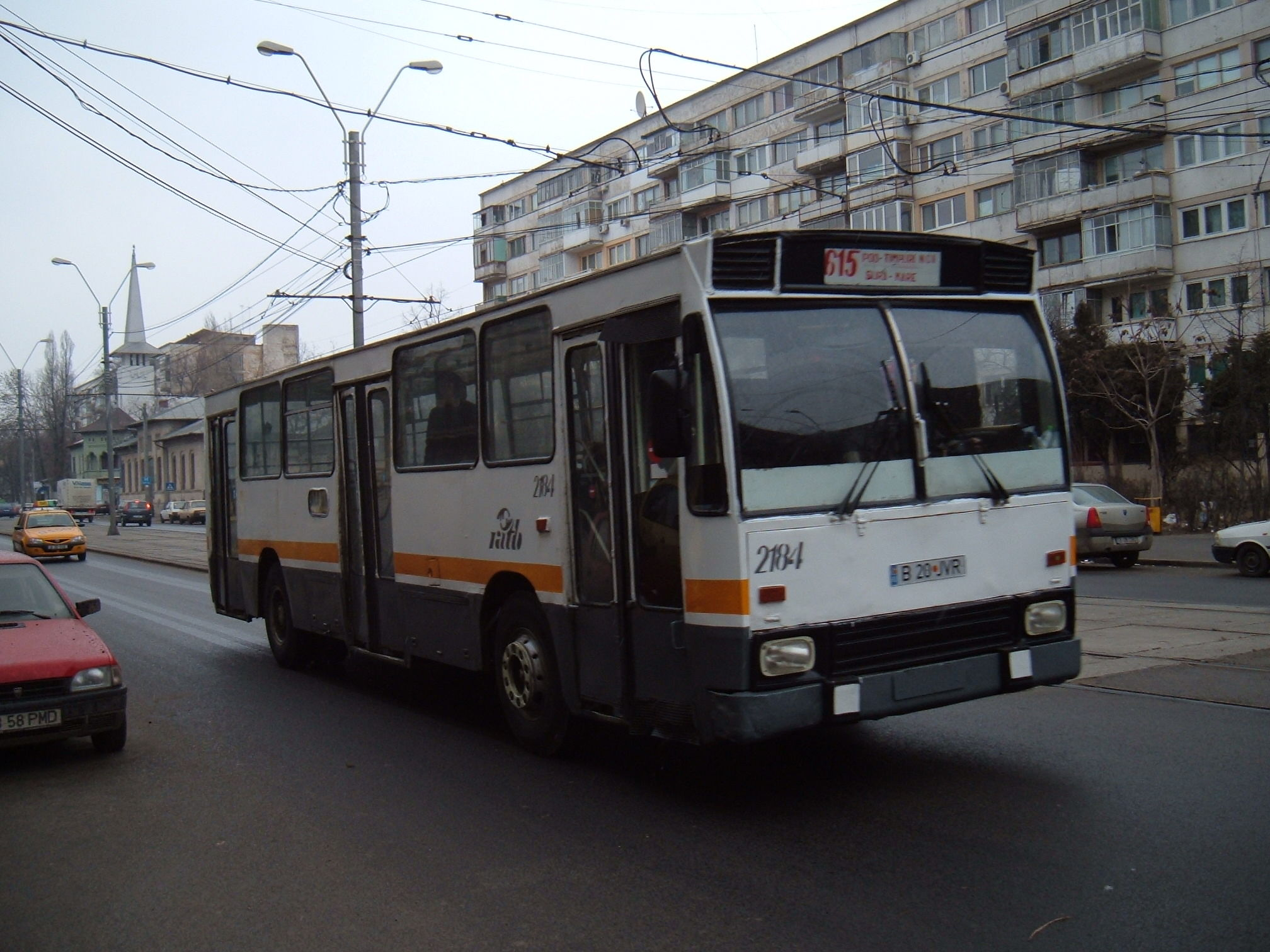 2184. Bus DAC on line 615. February 24, 2006